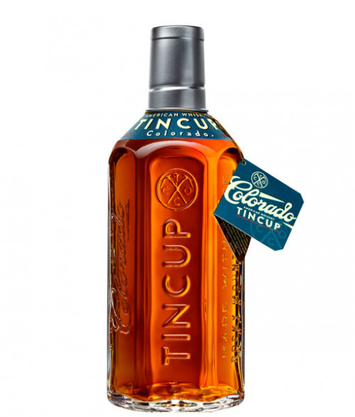 Tin Cup Whiskey 750ml