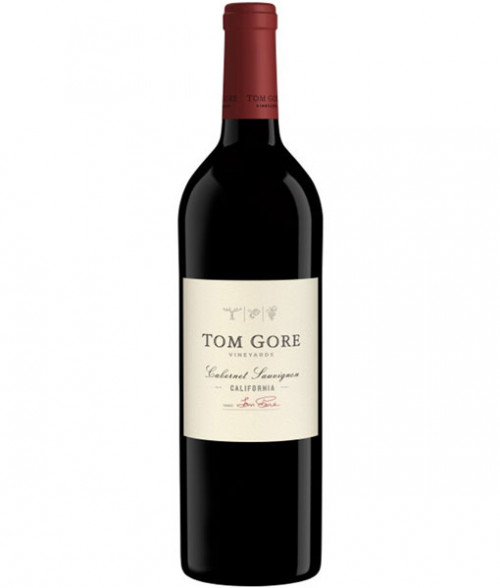 Tom Gore Cabernet Sauvignon 750ml NV