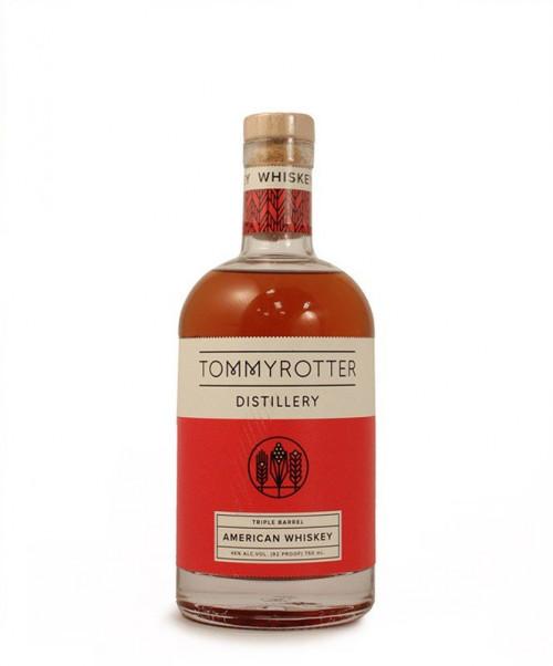 Tommyrotter Triple Barrel American Whiskey 750ml