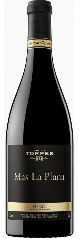 2015 Torres Mas La Plana Black Cabernet Sauvignon 750ml