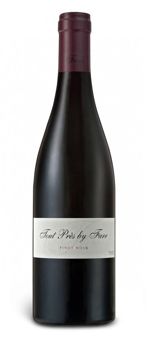 2015 Tout Pres By Farr Pinot Noir 750ml