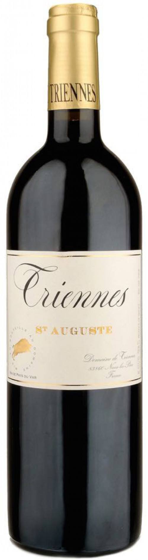 2017 Triennes St-Auguste Red 750ml