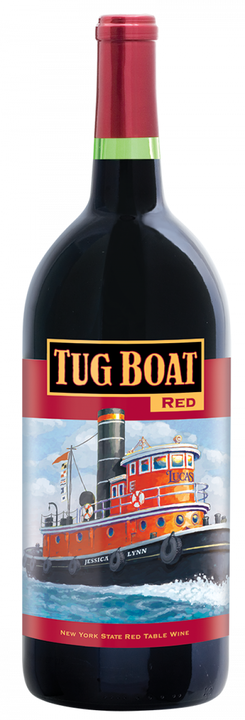 Lucas Vineyards Tugboat Red 1.5L NV