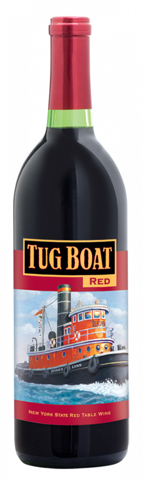 Lucas Tugboat Red 750ml NV