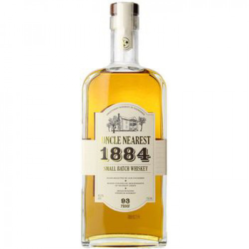 Uncle Nearest Small Batch Whiskey 750ml