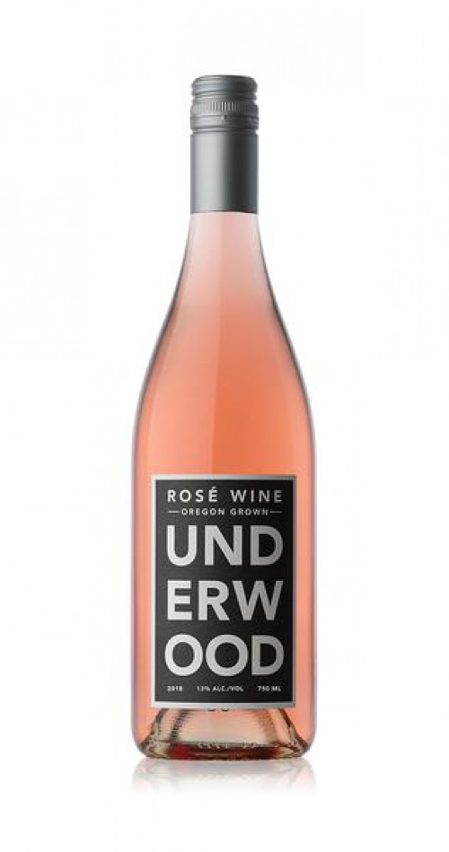 2018 Underwood Rose 750ml