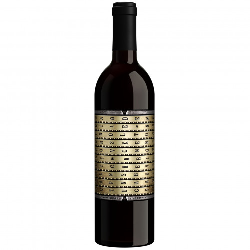 2018 Unshackled Cabernet Sauvignon by Prisoner Wine 750Ml