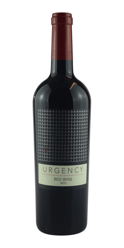 2018 Urgency Red Blend 750ml