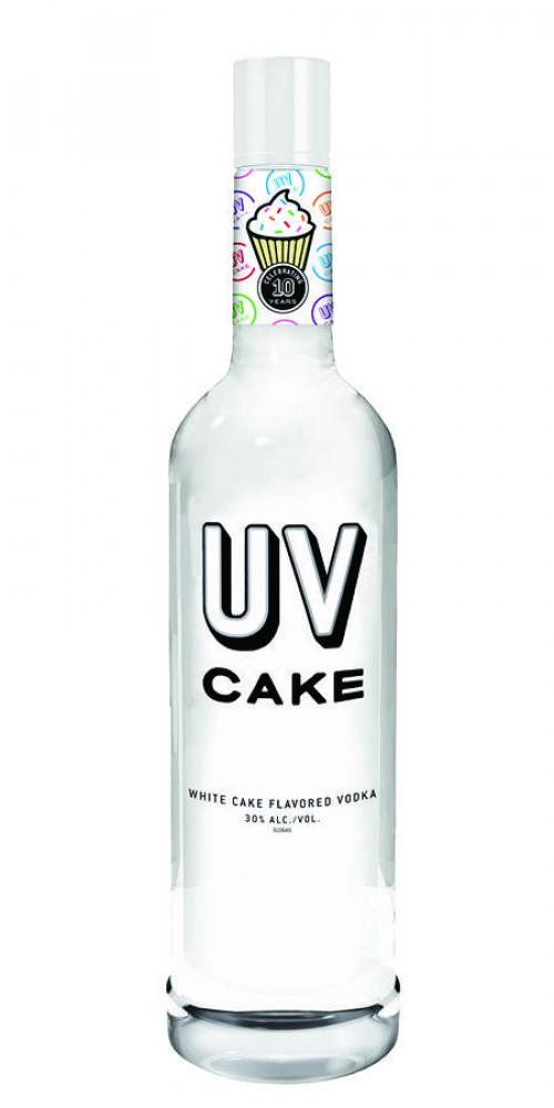 U.V. Cake Vodka 1L