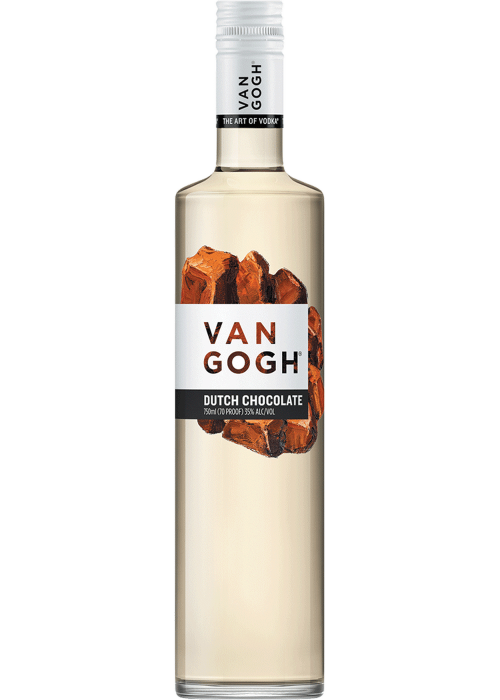 Van Gogh Dutch Chocolate Vodka 750ml