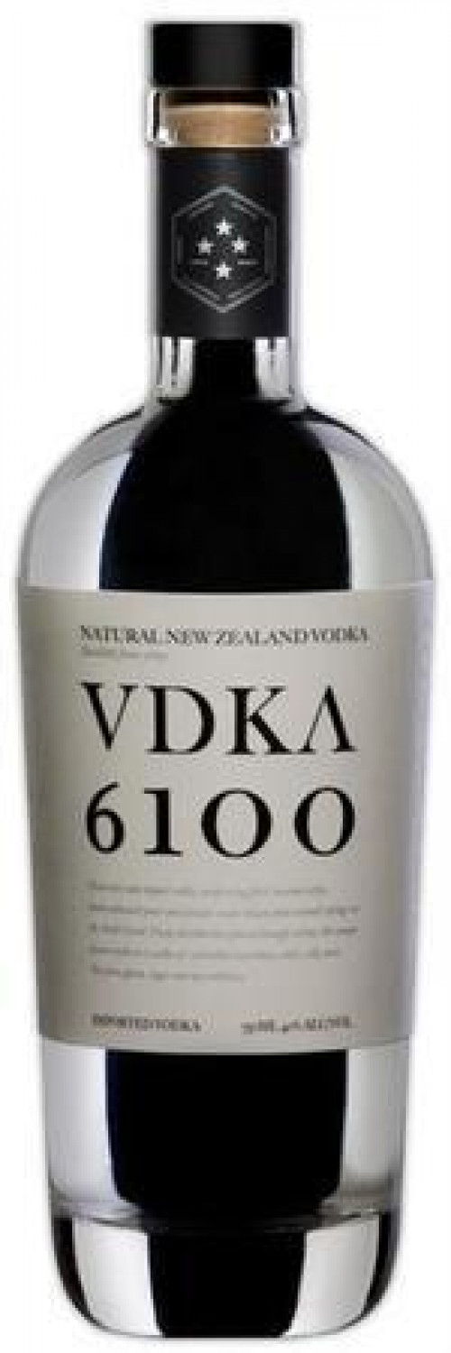 Vdka 6100 Vodka 750ml