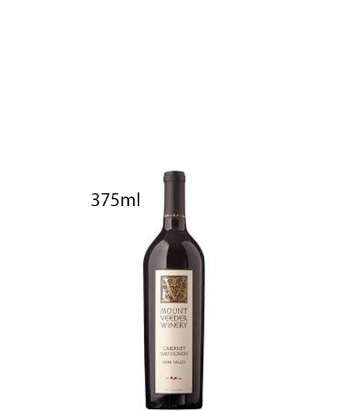 2018 Mount Veeder Napa Valley Cabernet Sauvignon 375ml
