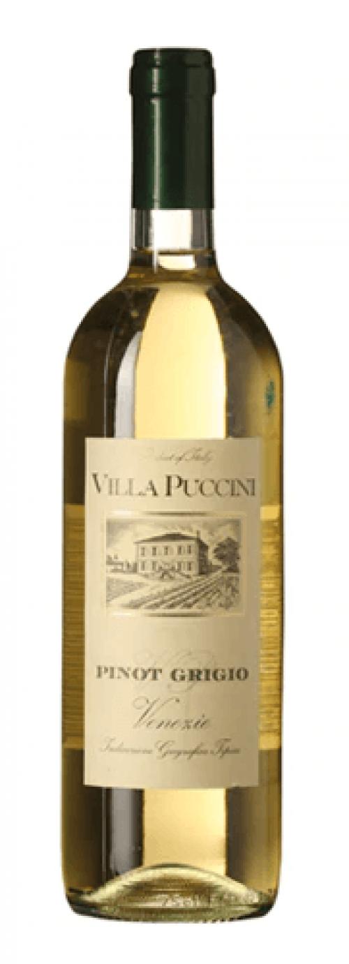 2017 Villa Puccini Pinot Grigio 750ml