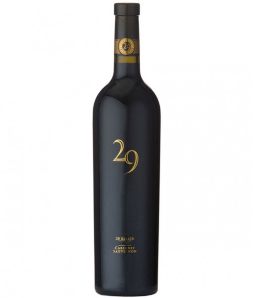 Vineyard 29 Estate Cab Sauv 75