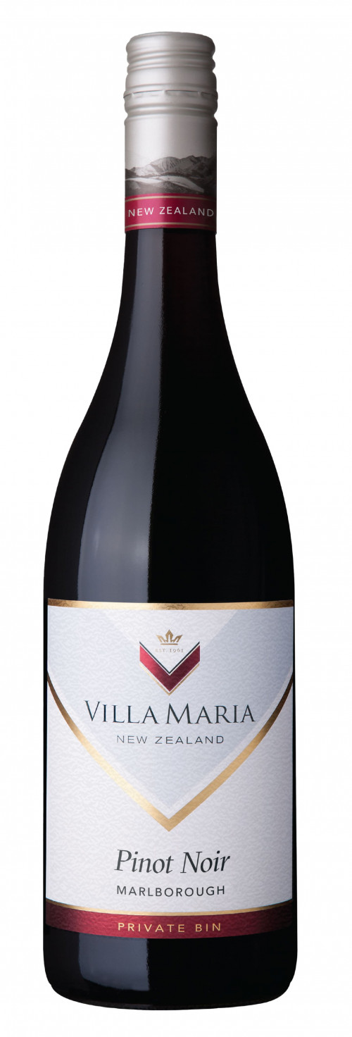 2019 Villa Maria Private Pinot Noir 750ml
