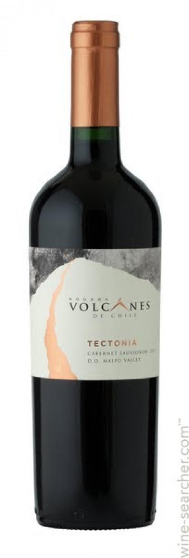 2016 Bodega Volcanes Tectonia Cabernet Sauvignon 750ml