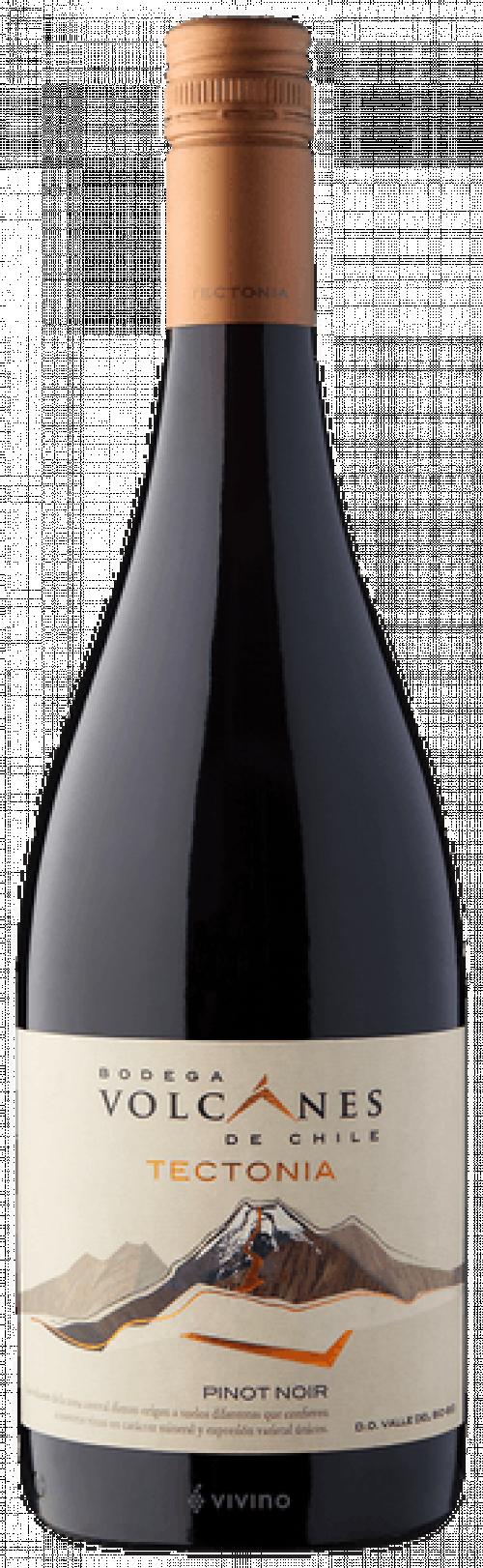 2015 Bodega Volcanes Tectonia Pinot Noir 750Ml