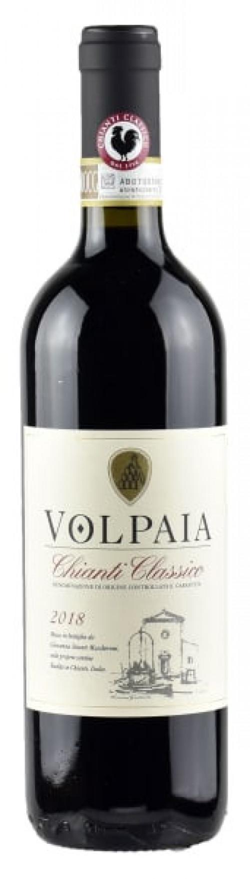 2018 Volpaia Chianti Classico 750ml