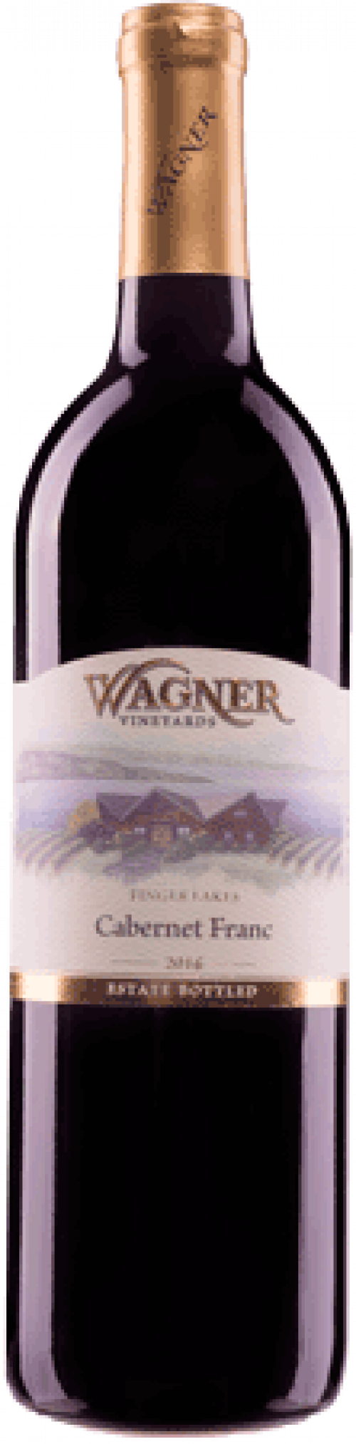 2017 Wagner Cabernet Franc 750ml