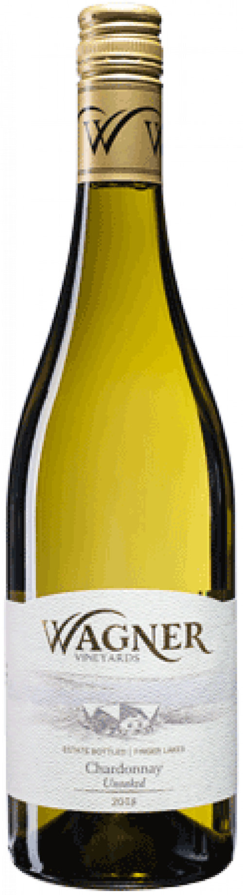 2018 Wagner Unoaked Chardonnay 750ml