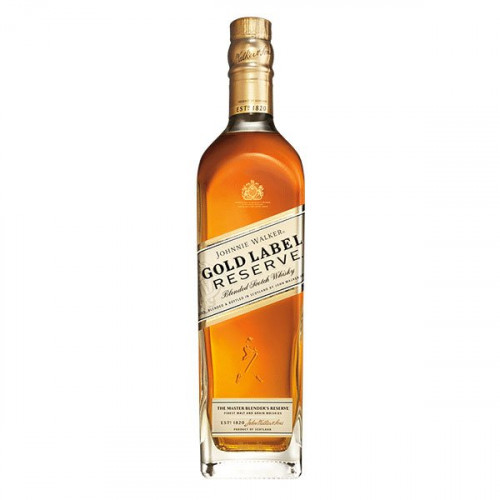 Johnnie Walker Gold Label Blended Scotch 750ml