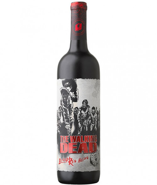The Walking Dead Red Blend 750