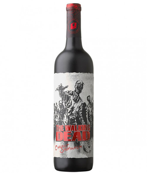 2016 The Walking Dead Cabernet  Sauvignon 750ml