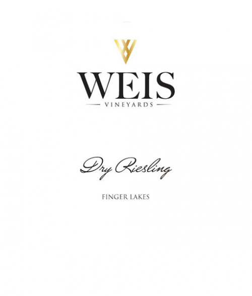 2018 Weis Dry Riesling 750ml