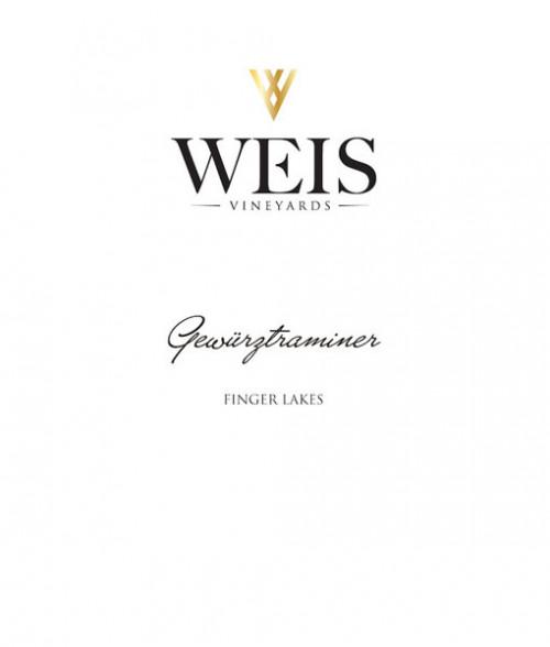 2017 Weis Gewurztraminer 750ml