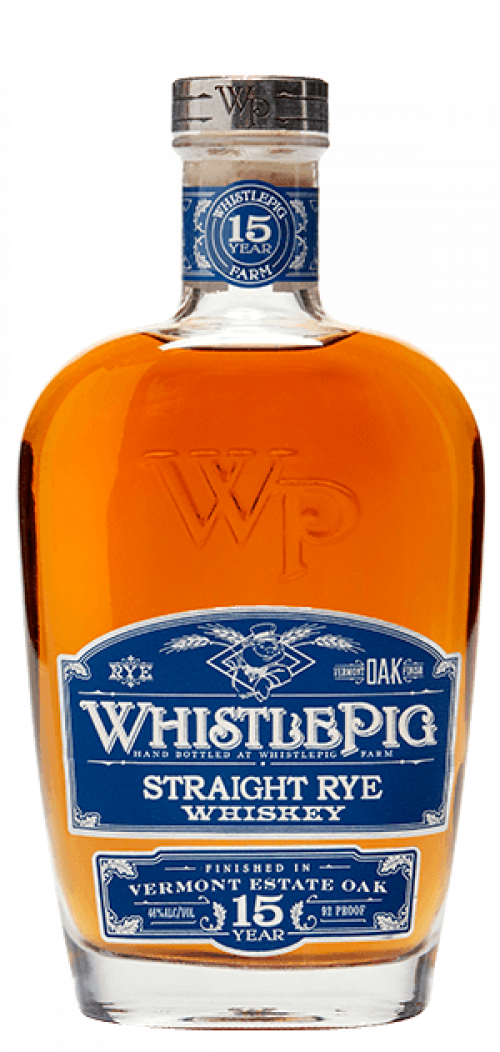 Whistle Pig 15Yr Rye Whiskey 750ml