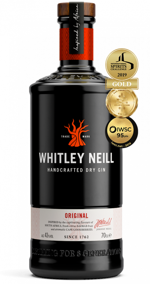 Whitley Neill Gin 750ml