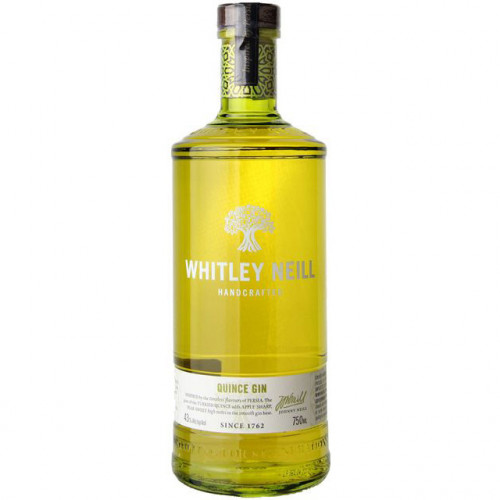 Whitley Neill Quince Gin 750ml