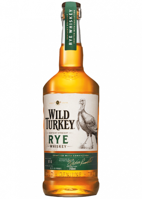 Wild Turkey 81 Rye 750ml