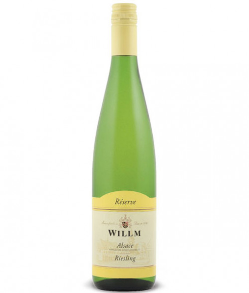 2018 Willm Reserve Riesling 750ml