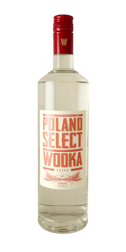 Wodka Vodka Poland Select 1L
