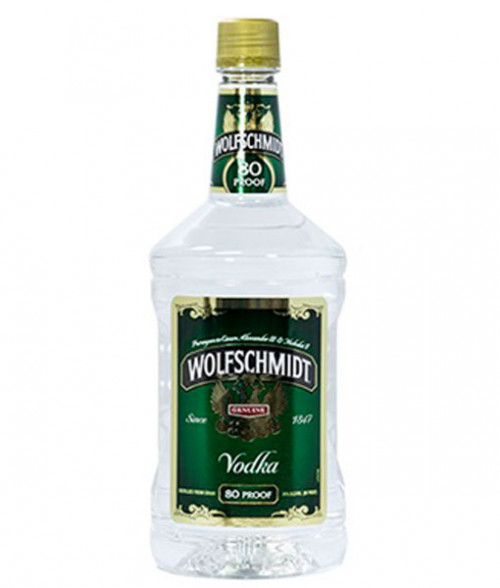 Wolfschmidt Vodka 80 Proof  1.75L