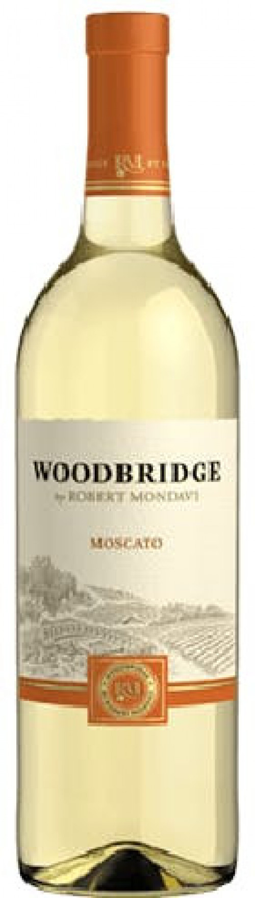 Woodbridge Moscato 750ml NV