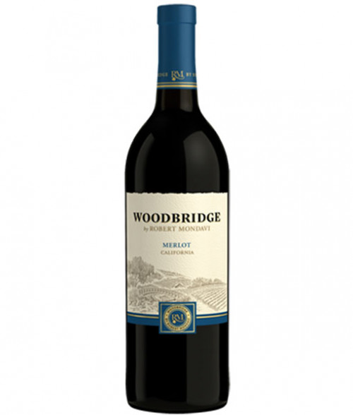 Woodbridge Merlot 750ml NV