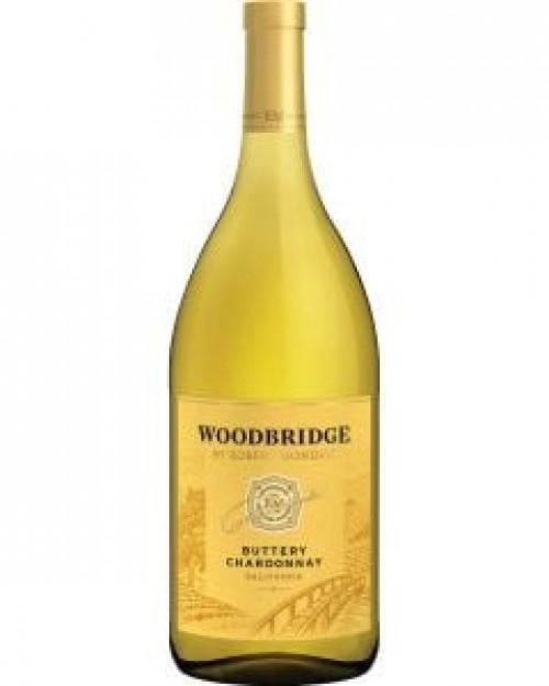 Mondavi Woodbridge Buttery Chardonnay 1.5L NV