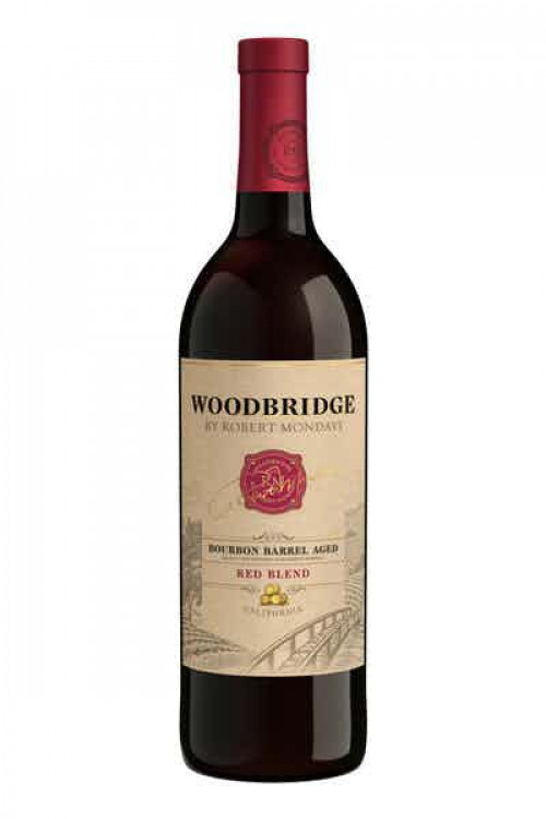 Woodbridge Bourbon Barrel Aged Red 750Ml NV