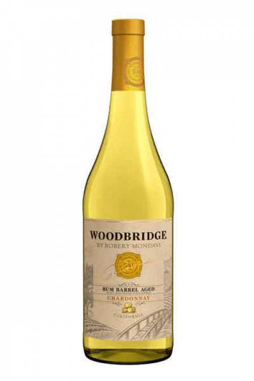 Woodbridge Rum Barrel Aged Chardonnay 750Ml NV
