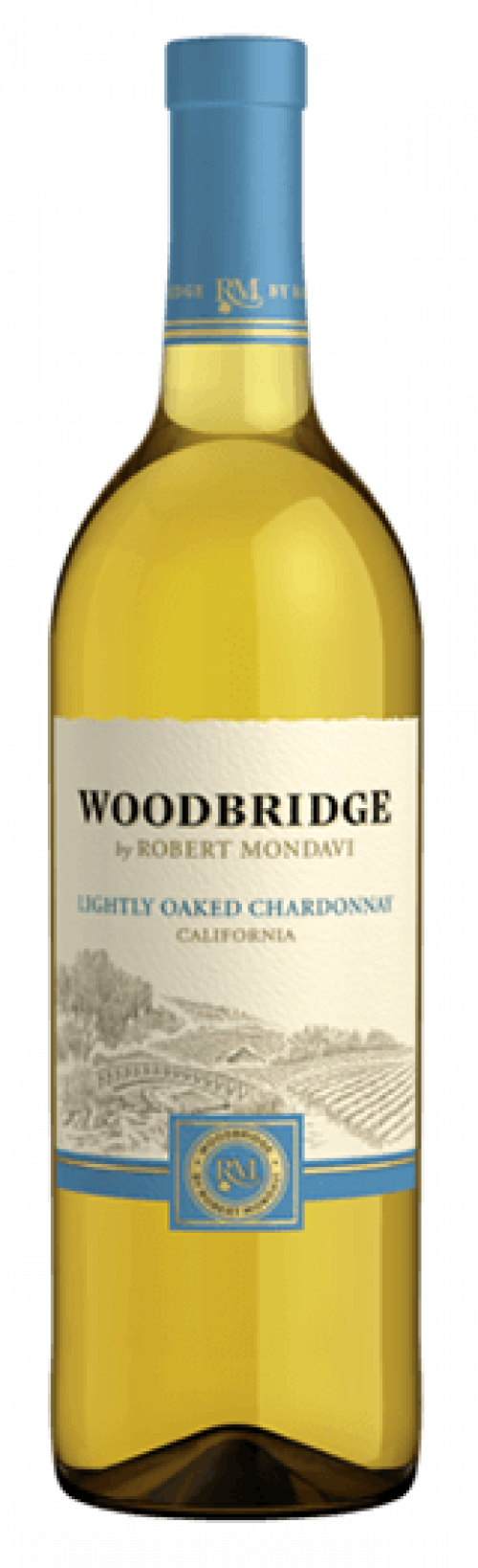 Woodbridge Lightly Oaked Chardonnay 750ml NV