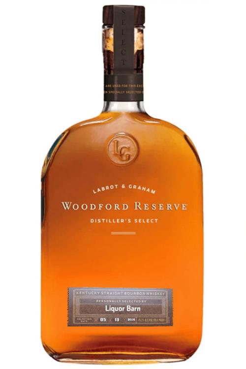 Woodford Reserve Bourbon 1L