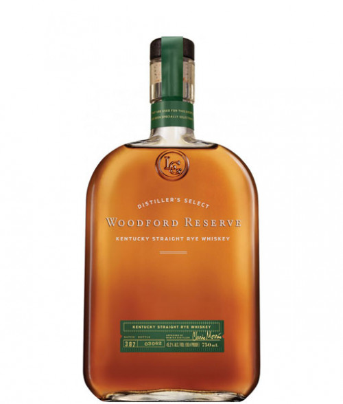 Woodford Reserve Rye Whiskey 750ml