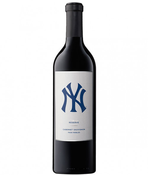 New York Yankees Label Cabernet Sauvignon Paso Robles 750ml NV