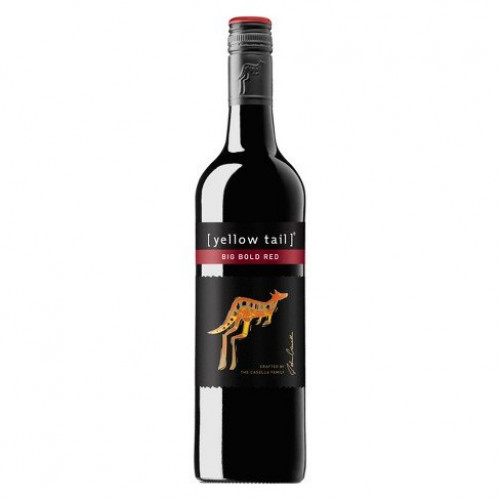 Yellow Tail Big Bold Red 750ml NV