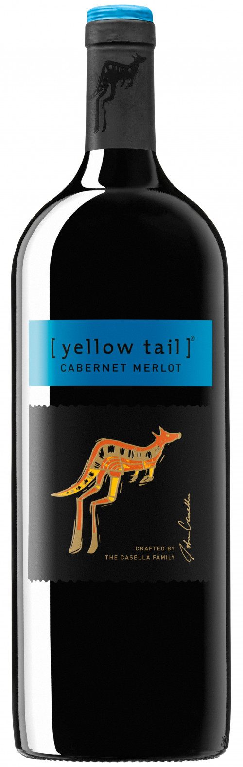 Yellow Tail Cabernet/Merlot 1.5L NV