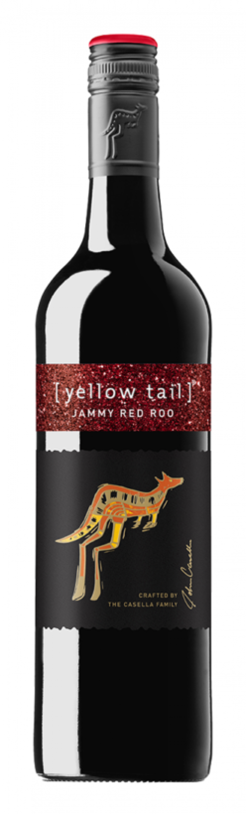 Yellow Tail Jammy Red Roo 750ml NV