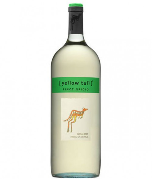 Yellow Tail Pinot Grigio 1.5L NV