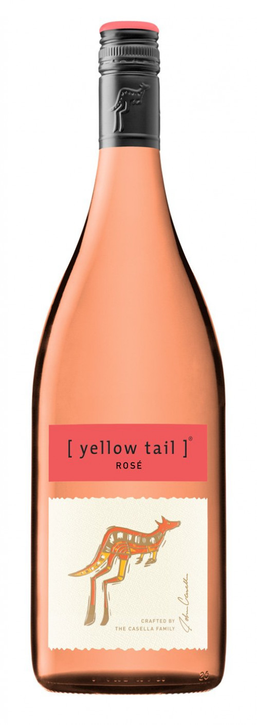 Yellow Tail Rose 1.5L NV